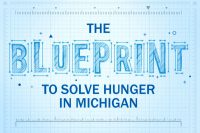 The Blueprint to Solve Hunger in Michigan